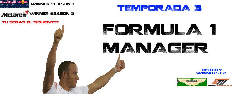 Formula 1 Manager