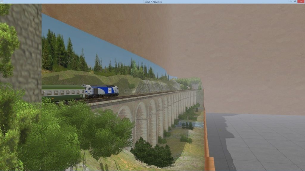 Le Viaduc en HO ( model trainz ) Captur13