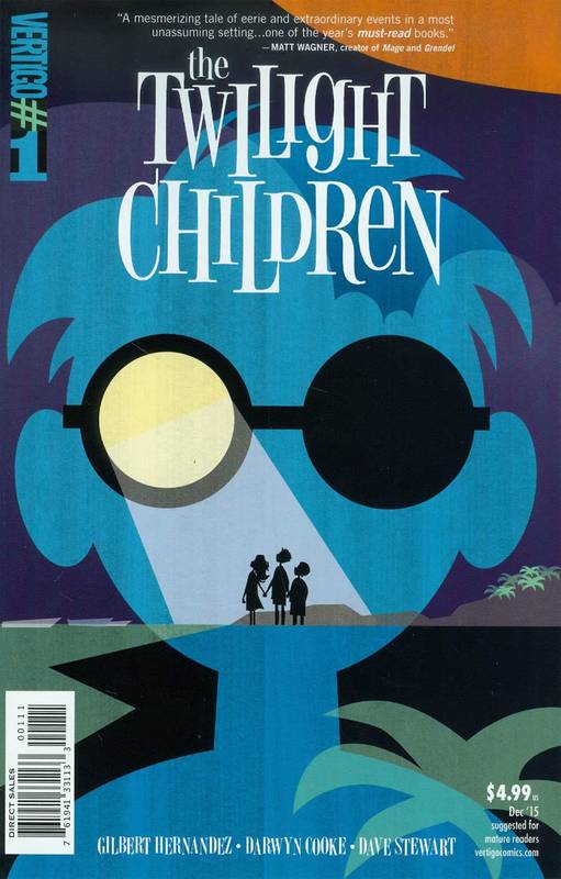 [chronique] The Twilight Children, de Hernandez et Cook (vertigo) The_tw10