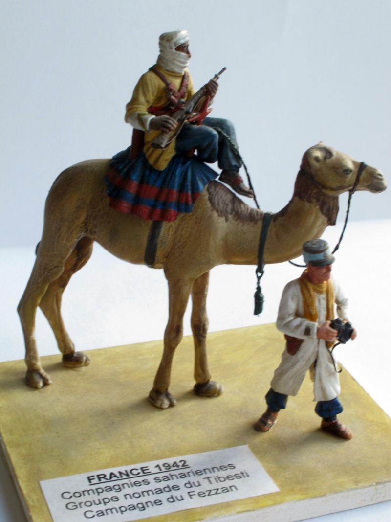 Figurines HELLER 1/35e  Troupes coloniales françaises  2eGM Img_2514