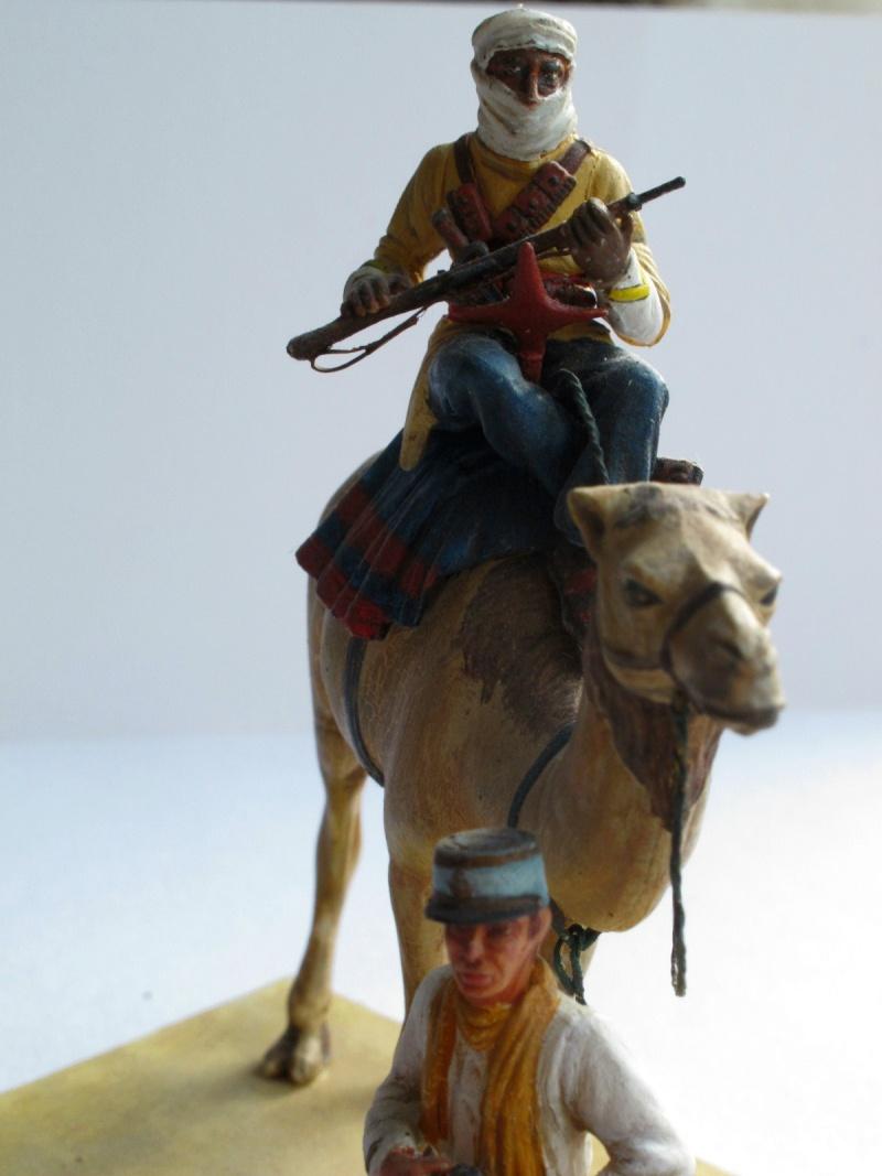 Figurines HELLER 1/35e  Troupes coloniales françaises  2eGM Img_2515