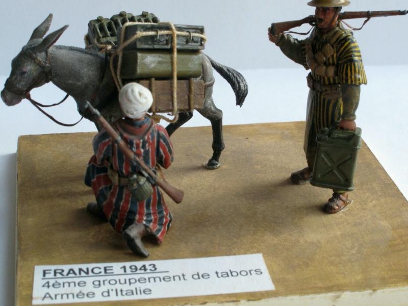 Figurines HELLER 1/35e  Troupes coloniales françaises  2eGM Img_2517