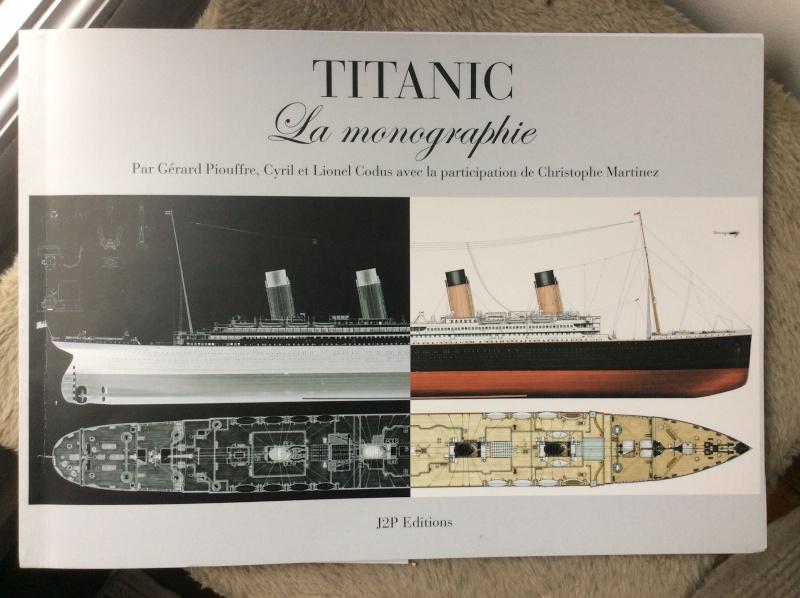 Allez je me lance, Titanic 1/200 les debuts Img_0214