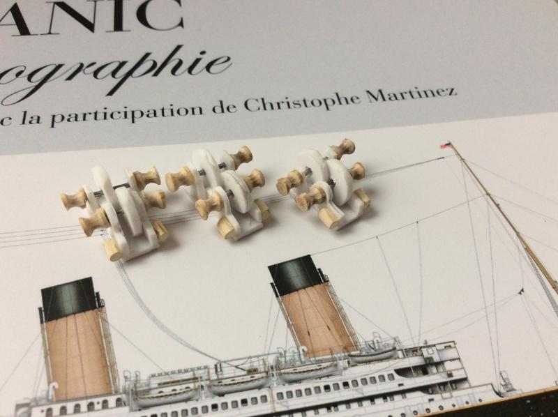 Allez je me lance, Titanic 1/200 les debuts Img_0215
