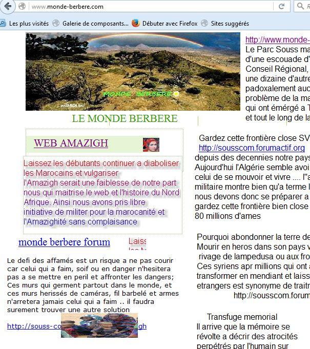 Monde - Forum Monde berbere Mondeb11