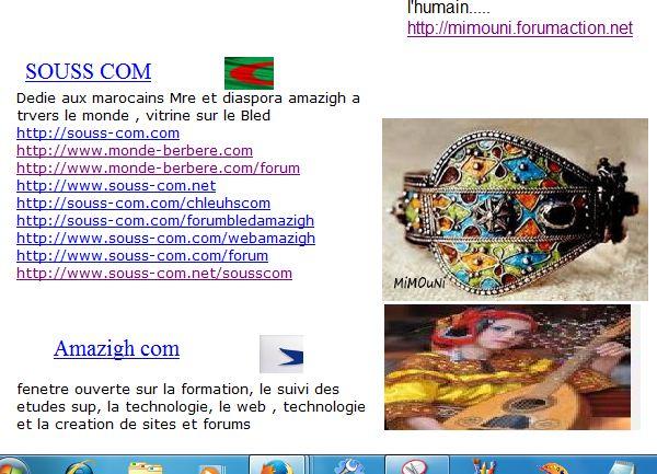 Monde - Forum Monde berbere Mondeb13