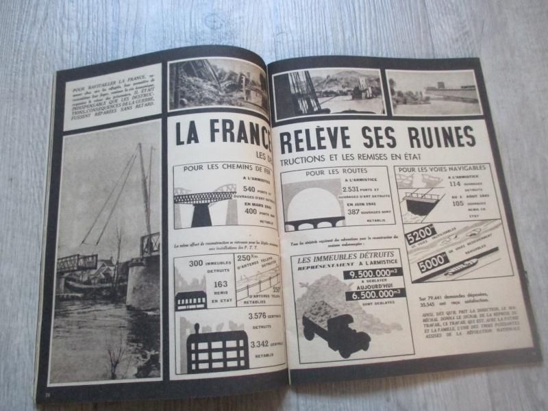 Affiche et livre du Régime du Vichy. Img_2811
