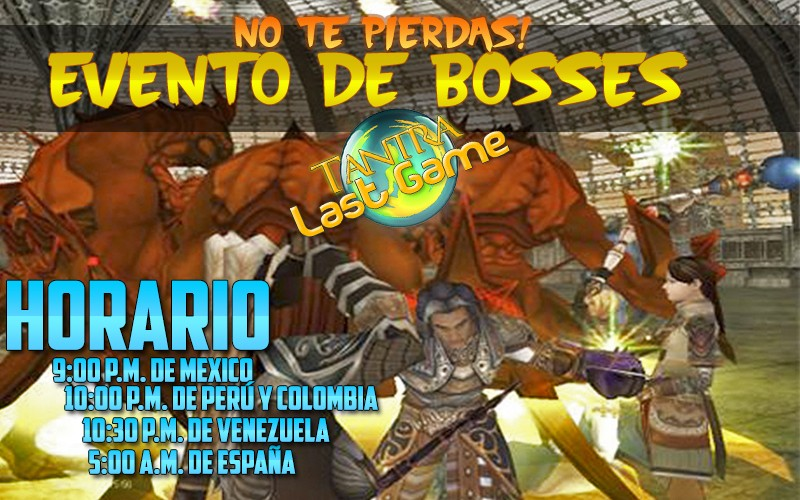 Evento de Bosses - 10 de Marzo / 2016 Evento10