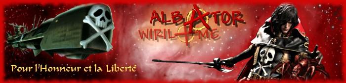 Albator (  ハーロック, Hārokku) Albato14