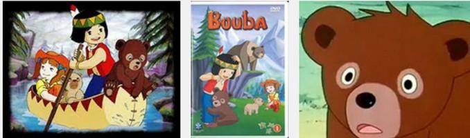 Bouba le petit ourson Booba_10