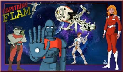 Bannières et photos sur les dessins animés des années 80   (Créa Pat ) Capita10