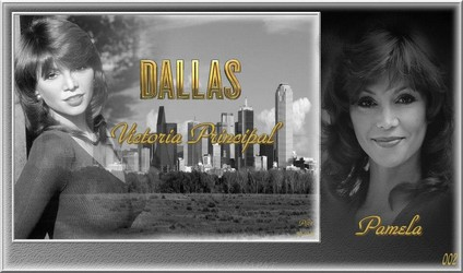 Bannières et photos sur les séries télé des années 80 (Créa Pat ) Dallas15