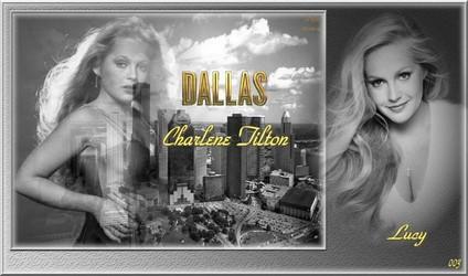 Bannières et photos sur les séries télé des années 80 (Créa Pat ) Dallas16