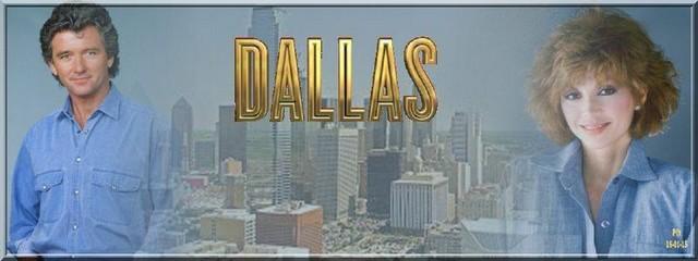 Bannières et photos sur les séries télé des années 80 (Créa Pat ) Dallas17