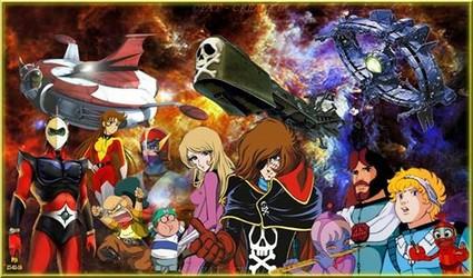 Bannières et photos sur les dessins animés des années 80   (Créa Pat ) Goldor12