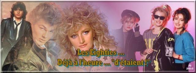 Bannières et photos sur les  chanteurs et chanteuses des années 80 (Créa Pat ) - Page 2 Les_ch11