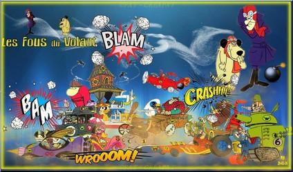 Bannières et photos sur les dessins animés des années 80   (Créa Pat ) Les_fo10