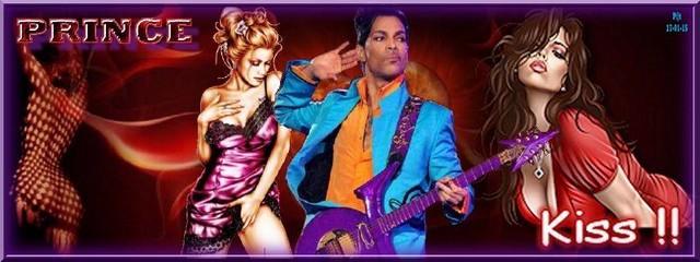 Bannières et photos sur les  chanteurs et chanteuses des années 80 (Créa Pat ) - Page 2 Prince10