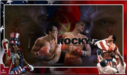 Bannières et photos sur les films des années 80 (Créa Pat ) Rocky_10