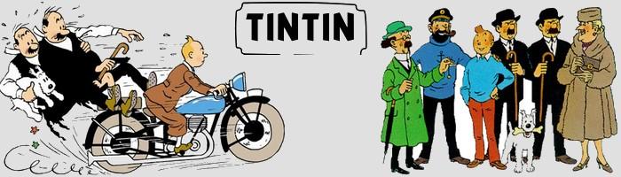 Les BD lues dans les années 80 et 90  Tintin11