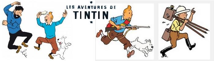 Les BD lues dans les années 80 et 90  Tintin13