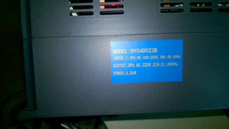 variateur de frequence ask power a131 22OV MONO 220V TRI Wp_20110