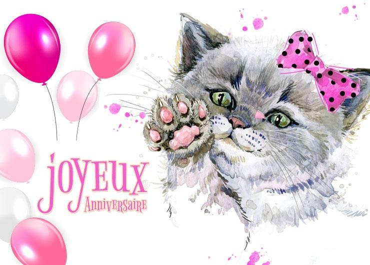 Joyeux Anniversaire Cry Carte10