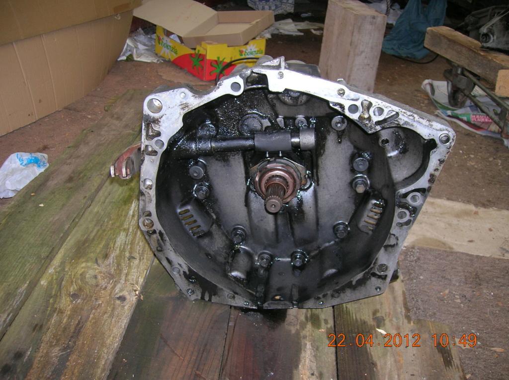 Boîte de vitesse mécanique des R25 GTX Bv_nen11