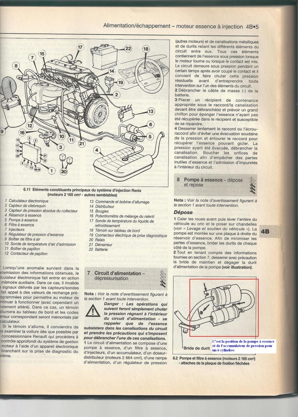 Renault 25 v6 turbo de 1987 Numzor14