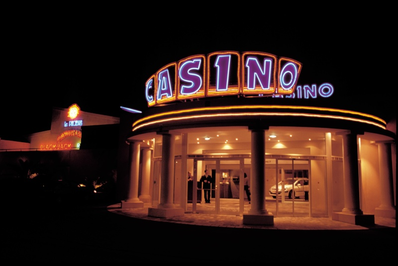Entrée du Casino Casino11