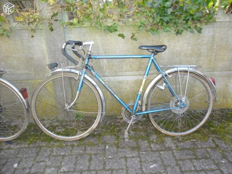 Peugeot PX50 L bleu de 1975 Peugeo10