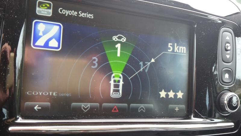 Coyote - demande de renseignement 20160211