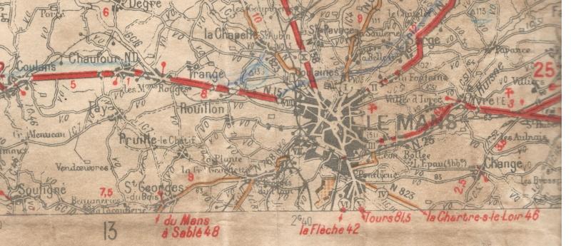 Général Leclerc à Rouillon 9 août 1944 Recadr10