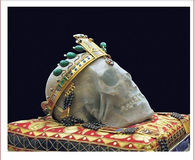 Le culte des saints et de leurs reliques chez les chrétiens  Saint_11