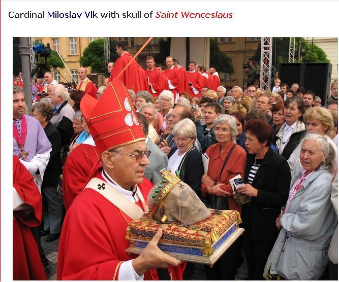 Le culte des saints et de leurs reliques chez les chrétiens  Saint_12