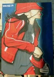 Graffiti chanteurs ( euses) 80,90 Graffi10
