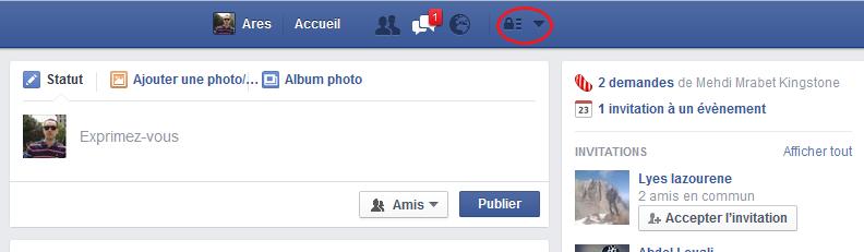 Page Facebook Fb111