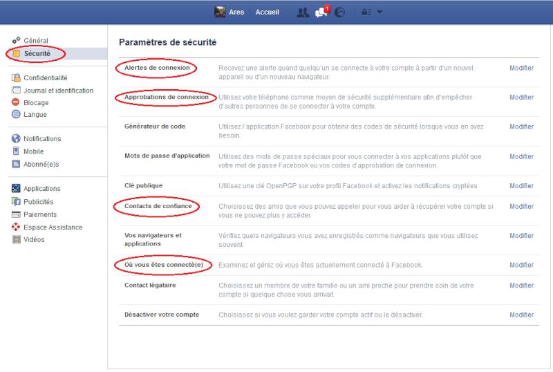Page Facebook Fb311