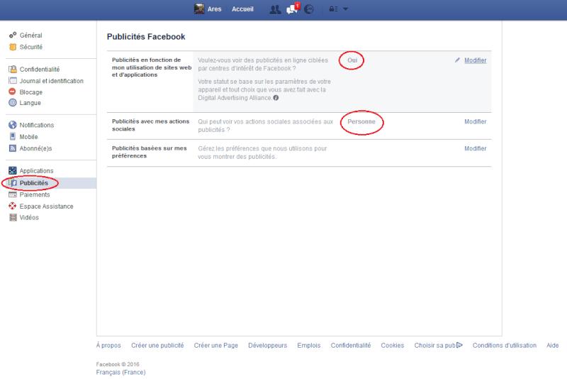 Page Facebook Fb811