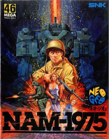 Votre Top 5 des plus belles jaquettes Neo Geo Namj10