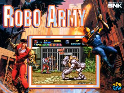 """Hiscores """"Robo Army"""" Robo_a11"""