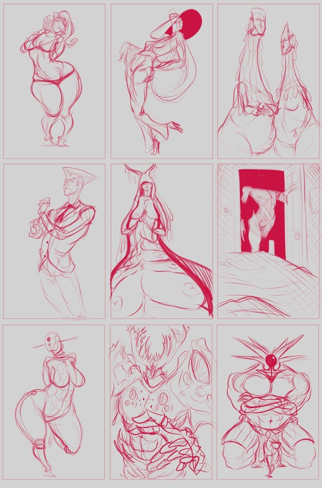 Rikert Doodles  - Page 2 Doodle12