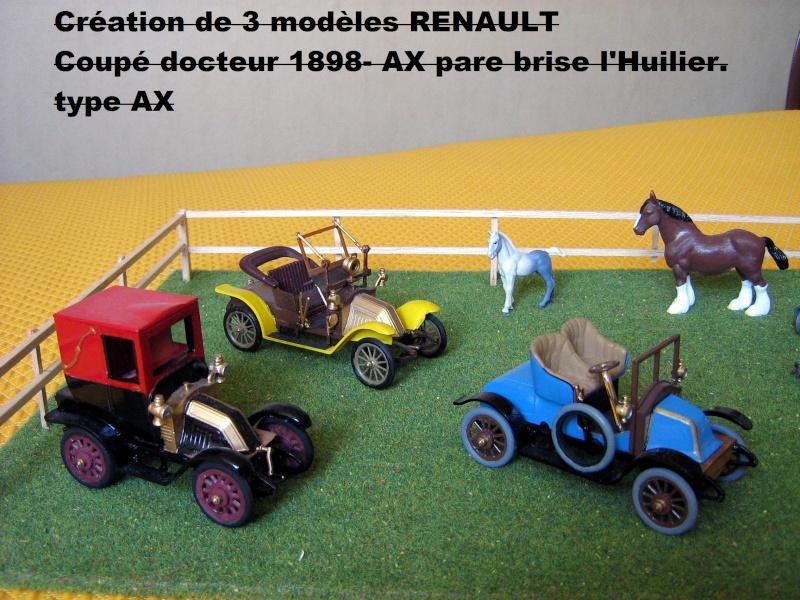 MAQUETTES RENAULT au 1/32éme -   Img_0722