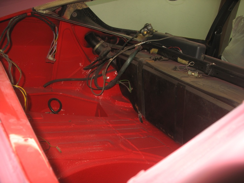 Restauration GTV6 de 1983... - Page 2 Carros11