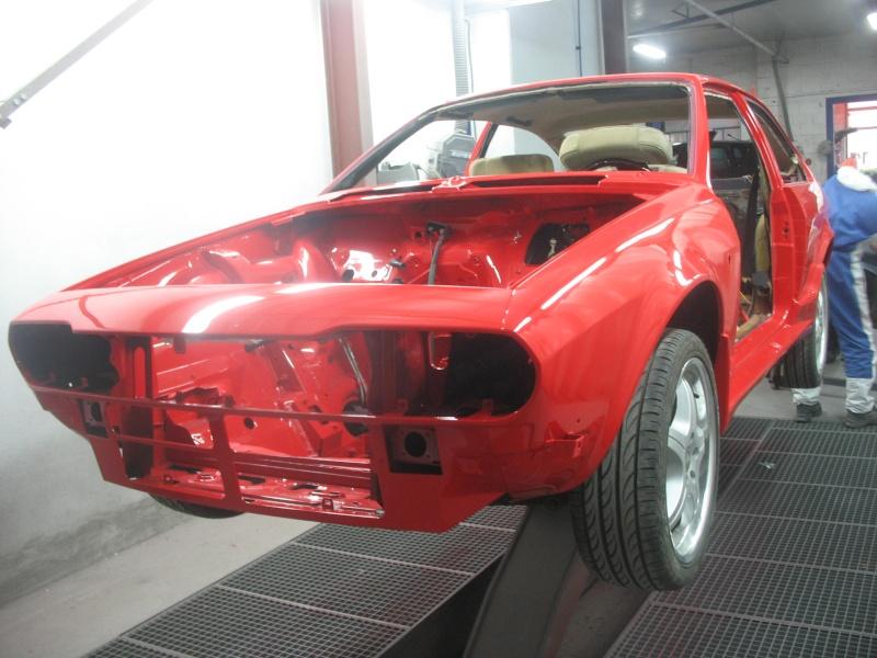 Restauration GTV6 de 1983... - Page 4 Carros21