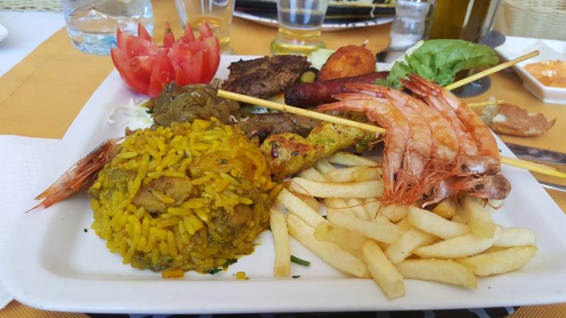 [Maroc/Commerces] Restaurant Al Amal à TIZNIT 20160249