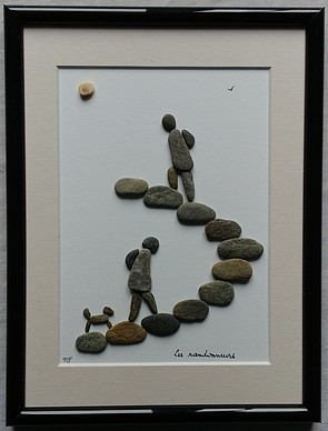 CREATIONS Art du galet  5c978b19