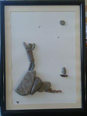 CREATIONS Art du galet  5c978b20