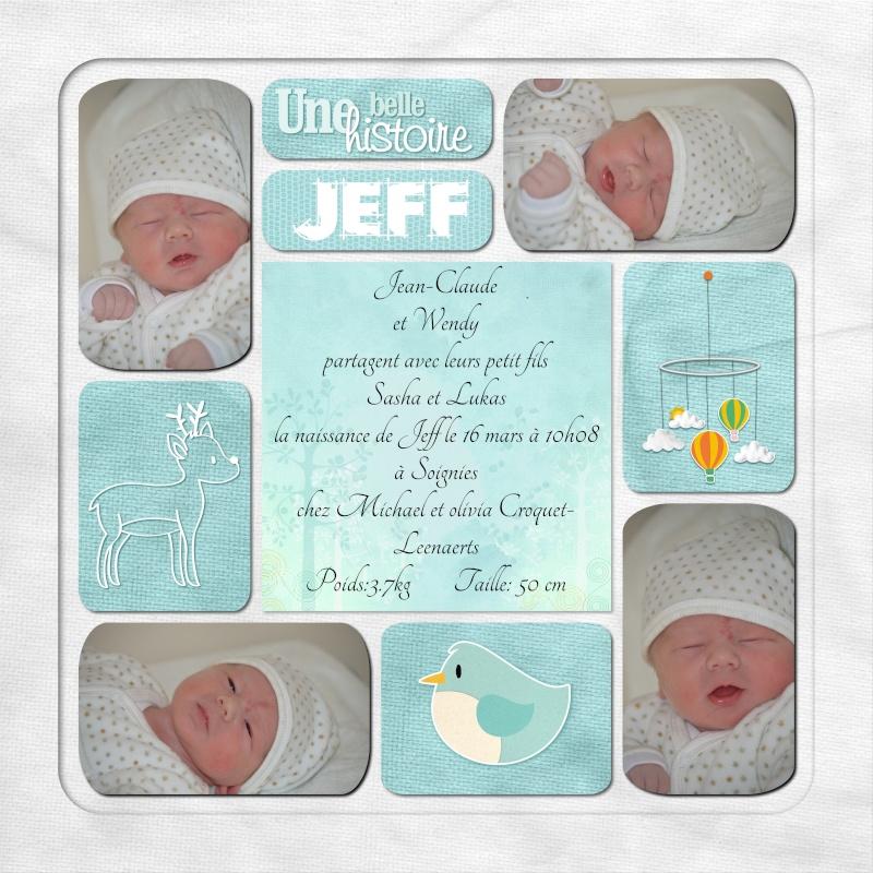 A nouveau papy Jeff310