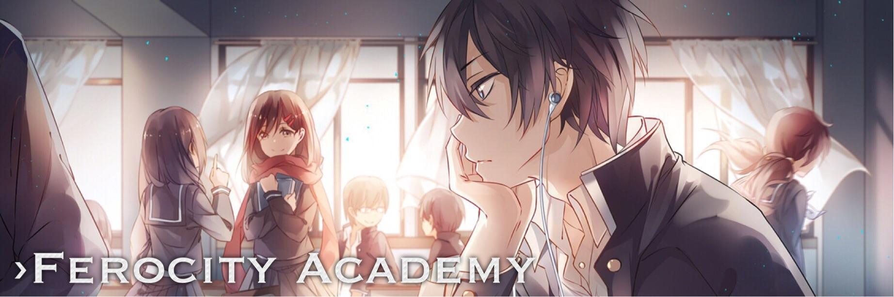 »› Ferocity Academy ‹«